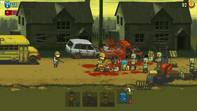 死亡僵尸战争试玩 在这个僵尸横行的世界里建造你的基地!